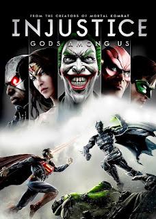 Injustice: Gods Among Us [2021]  [DVDR] [NTSC] [Latino]