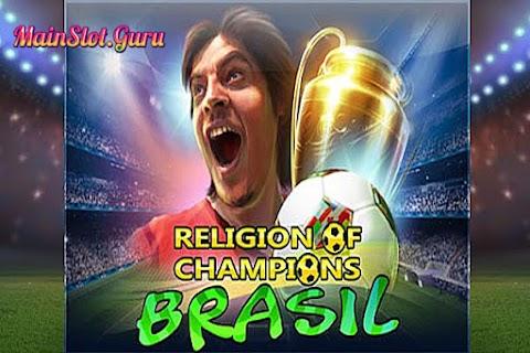 Main Gratis Slot Religion of Champions Brasil (Pragmatic Play) | 95.93% Slot RTP