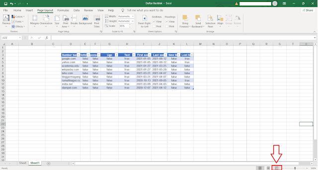 Cara Agar Hasil Convert Excel ke PDF Tidak Terpotong
