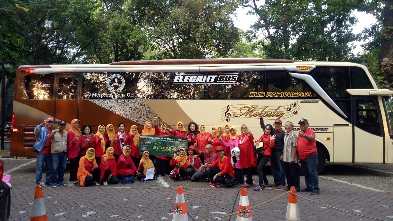 Sewa Bus Pariwisata Di Jakarta Tujuan Jogja