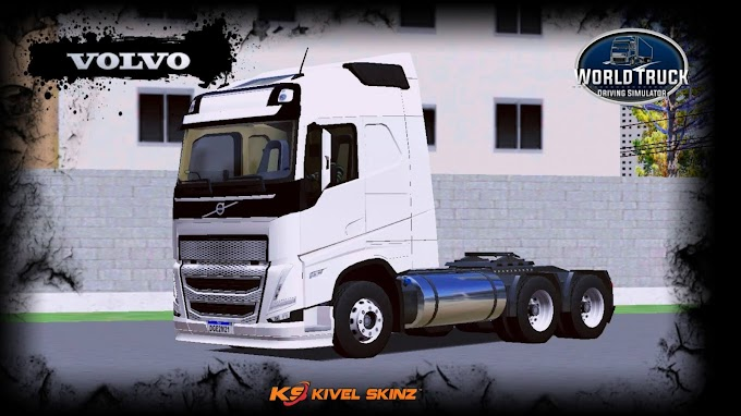VOLVO FH 2021- TEMPLATES BASES