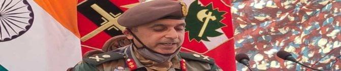 Infiltrators' Movement Along LoC Cannot Happen Sans Pak Complicity: Major General