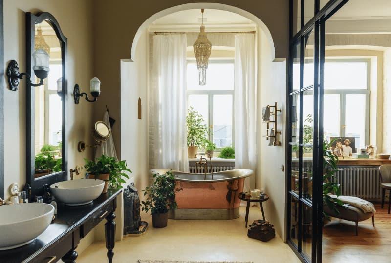 Saiba o quanto é importante, harmonizar e melhorar a decoração do seu banheiro