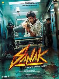 Sanak full movie download Filmyzilla movierulz filmywap khatrimaza tamilrockers
