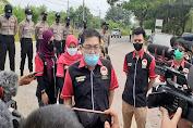 LQ Indonesia Lawfirm Ragu Soal Komitmen Pimpinan Polri tindak Oknum Polisi Samck Down Mahasiswa