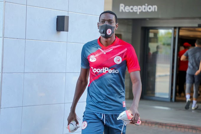 Bocco to lead attack line against Jwaneng Galaxy