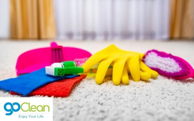 dịch vụ giặt thảm GoClean