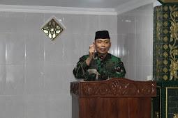 Peringatan Maulid Nabi Muhammad SAW Di Masjid AL Mujahidin