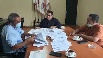 Kunjungi  Petani Sawit KOPSA-M Riau, Ketua Umum SMSI Ingatkan Presiden