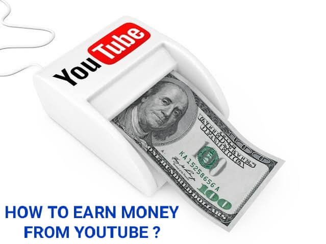 Take Advantage Of Earn Money On Youtube - Read These 8 Tips