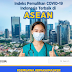 INDEKS PEMULIHAN COVID-19 INDONESIA TERBAIK DI ASEAN