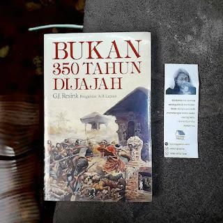 Indonesia dijajah 350 tahun