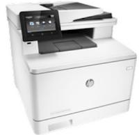 Télécharger HP Color LaserJet Pro MFP M477fdn Pilote Imprimante Pour Windows et Mac
