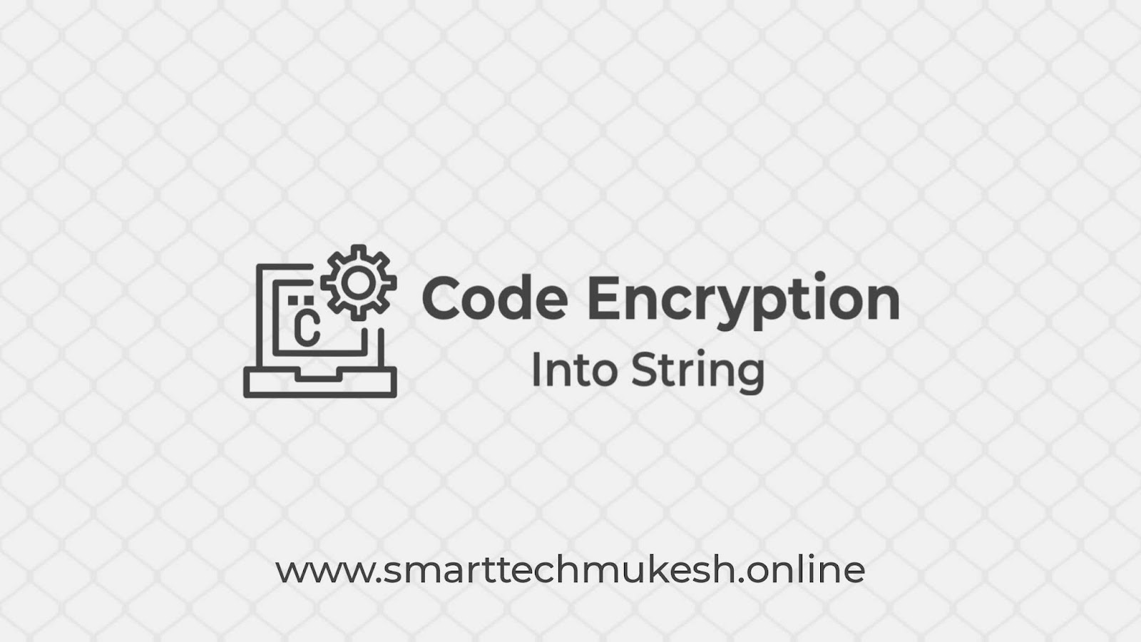 Code Encryption Into String [Html, Css, JS, TXT]