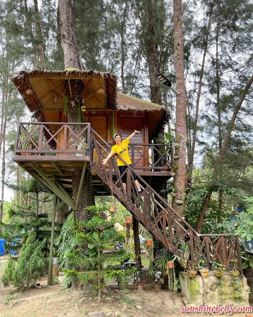 Review Desa Tunas Hijau Labuan, Desaland, Labuan Eco Recreational Village, Labuan, family friendly eco-recreational park, eco tourism, Travel