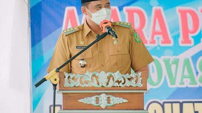 Wali Kota Bobby Dukung BNN Sumut Berantas Narkotika di USU