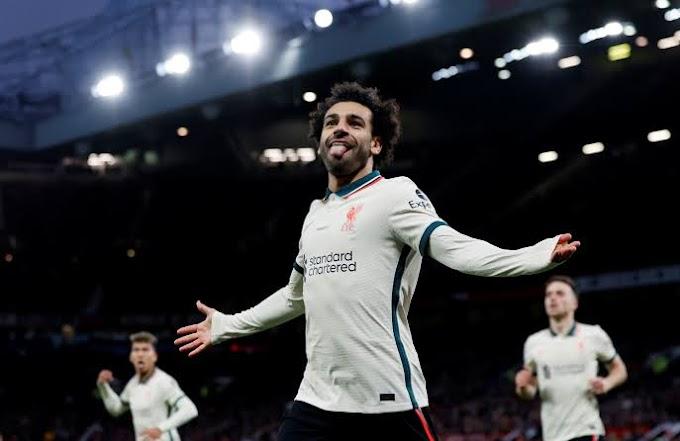 Hat-trick hero Mo Salah overtakes Drogba as top African goalscorer in EPL