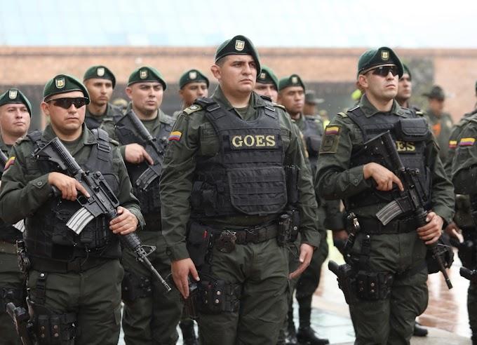 Alcalde de Villavicencio habría solicitado el Grupo de Operaciones Especiales GOES de la Policía, para combatir la inseguridad