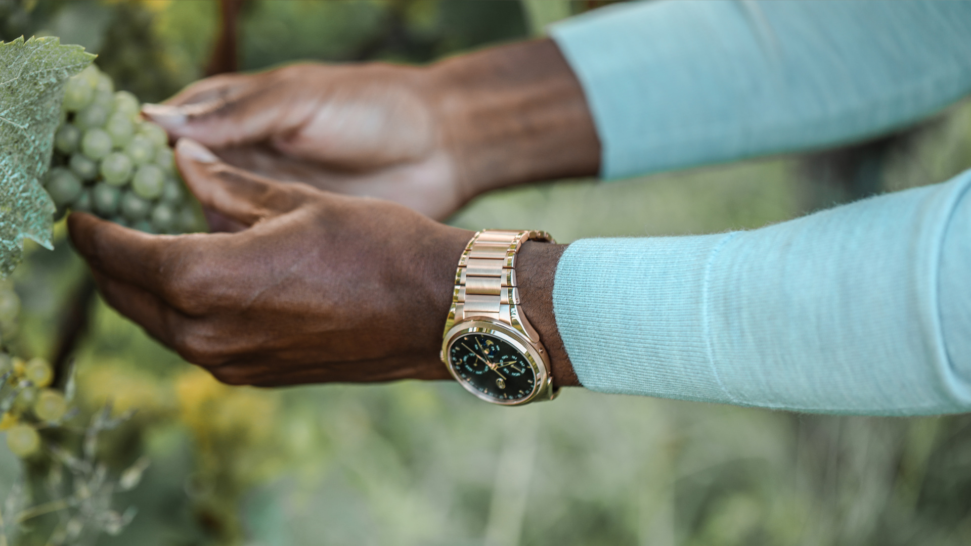 ساعات توندا Tonda PF من برميجياني فلورييه بتصميم أنيق