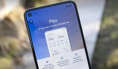 Google withdraws from offering banking services through Plex