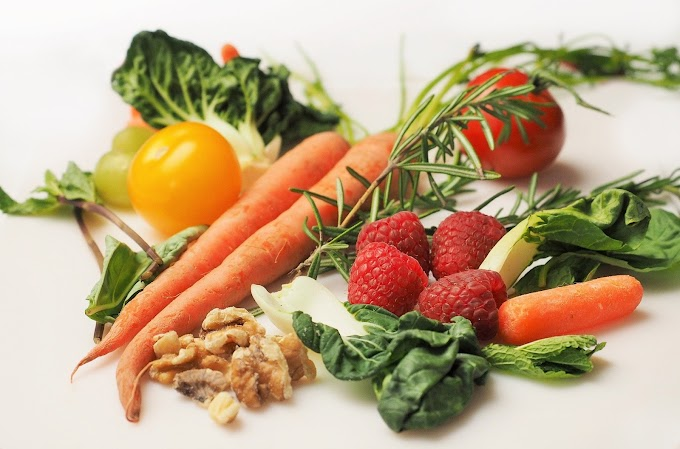 Best foods to stay healthy