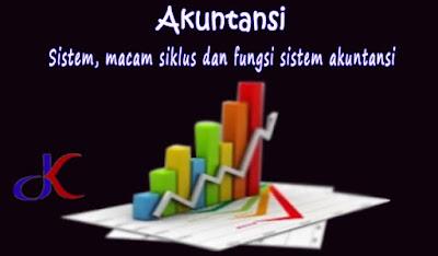 Akuntansi | Sistem, macam siklus dan fungsi sistem akuntansi