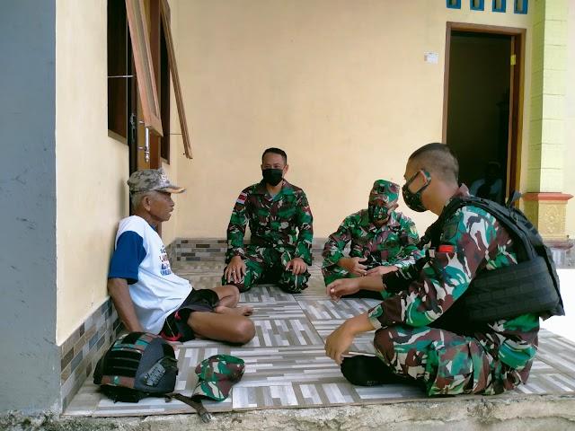 TNI Pererat Hubungan Dengan Masyarakat Di Ujung Timur Indonesia