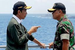 Gatot Nurmantyo Samakan Pemerintahan Jokowi dengan VOC