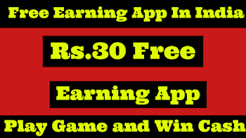 free earning app in India play games and earn money