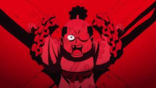 ワンピースアニメ 994話 ワノ国編   ONE PIECE 光月モモの助 MOMONOSUKE CV.折笠愛