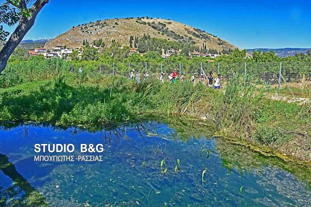"""Κ. Βελόπουλος: Η λίμνη Λέρνη της Αργολίδας εκπέμπει """"S.O.S."""""""