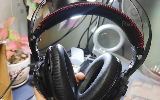 Cách thay đệm, bọc tai nghe chụp tai tại nhà đơn giản