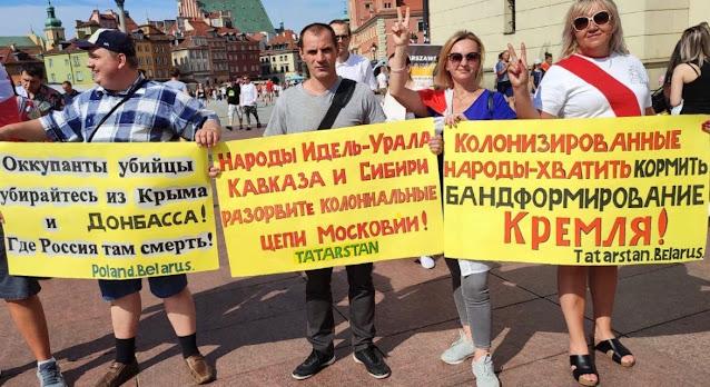 Беларусы, берите пример у Джохара Дудаева и Мустафы Джемилева! Почему невозможна смена власти как в Украине и Афганистане?