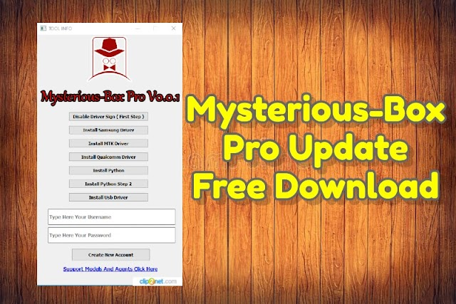 Mysterious-Box Pro Latest Update Free Download