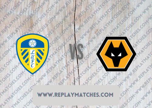Leeds United vs Wolverhampton Wanderers Highlights 23 October 2021