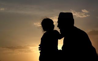 Bilakah kali terakhir kita bersama ayah kita?