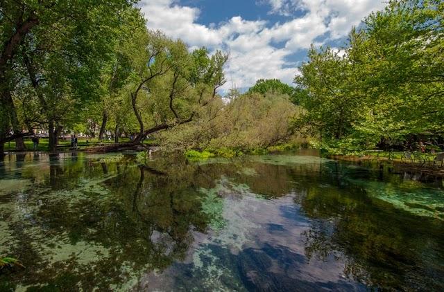Πάρκο Αγίας Βαρβάρας: Ο επίγειος παράδεισος για την πόλη της Δράμας