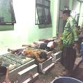Bakti Sosial, JRA Bathoro Katong Ponorogo Berikan Terapi Gurah Masal