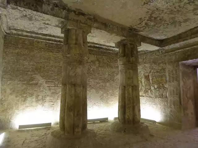 Royal Tomb of Akhenaten