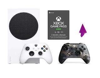 Microsoft Bundle 2021 Newest Xbox Series S Console