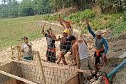 Program Pembangunan SPAL-DT di Pesuluhan Walantaka Diduga Bermasalah