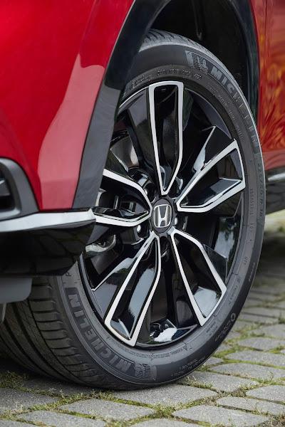 Новая Honda HR-V 2022 (3-го поколения): фото, производительность, техническое описание