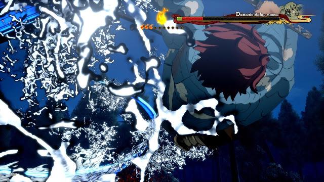 Análisis de Guardianes de la noche (Kimetsu No Yaiba): Las crónicas de Hinokami en PS5