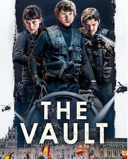 The Vault[2021][NTSC/DVDR-Custom HD]Ingles, Español Latino