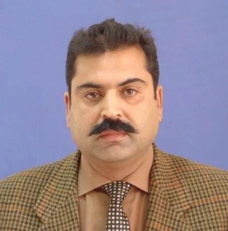 Education Minister Schools and Toyota Azad Kashmir Deewan Ali Khan Chughtai rained down on former Prime Minister Raja Muhammad Farooq Haider Khan