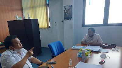Dirut PT Air Manado James Karinda: Suplai Air Kepada Pelanggan Semakin Membaik