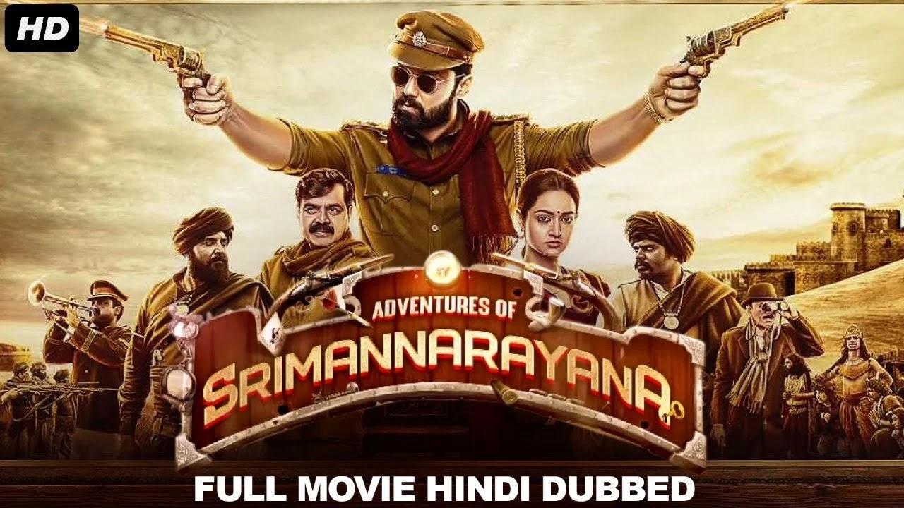 Adventures Of Srimannarayana Hindi Dubbed Full Movie Download Tamilrockers