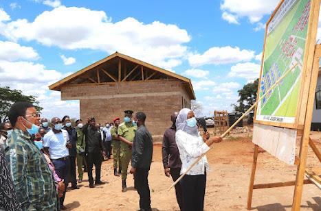 Waziri Mkuu Majaliwa azindua shule ya Sekondari maalum ya wavulana Nachingwea