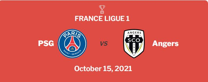 PSG vs Angers Prediction, Betting Odds and Free Tips (15/10/2021)