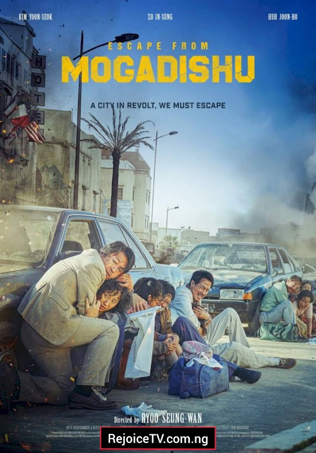 [Movie] Escape from Mogadishu (2021) {Korean}